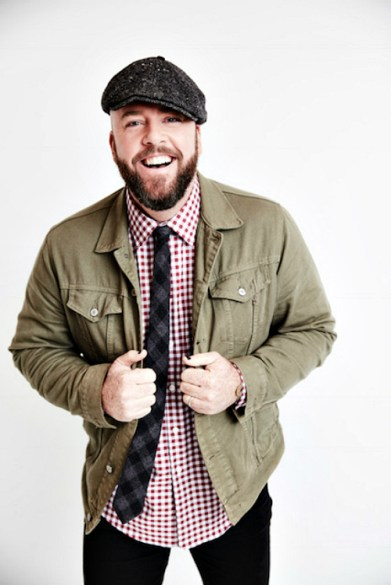 "NBCUNIVERSAL UPFRONT EVENTS -- Upfront Portrait Studio -- Pictured: Chris Sullivan, ""This is Us"" -- (Photo by: Maarten de Boer/NBCUniversal)"