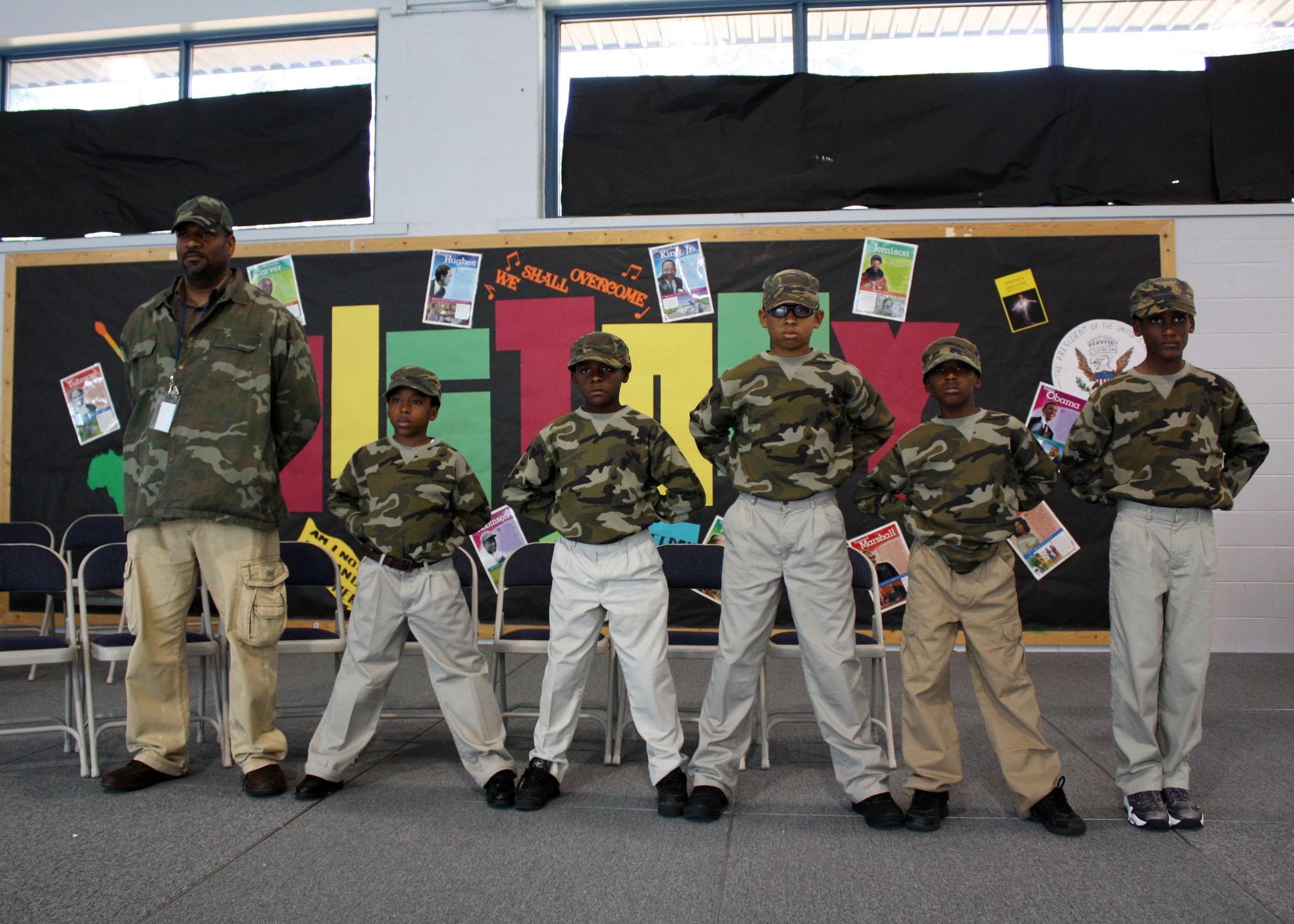 Black History Month Activities At Scott Elementary
