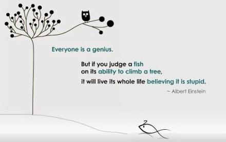 Feel Confident Genius Einstein Self Esteem