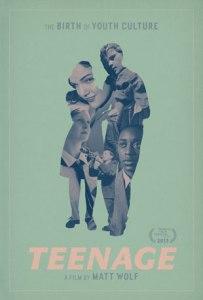 teenage poster