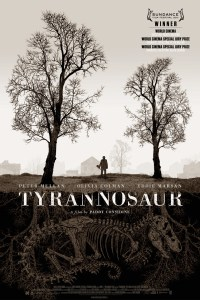 tyannosaur poster