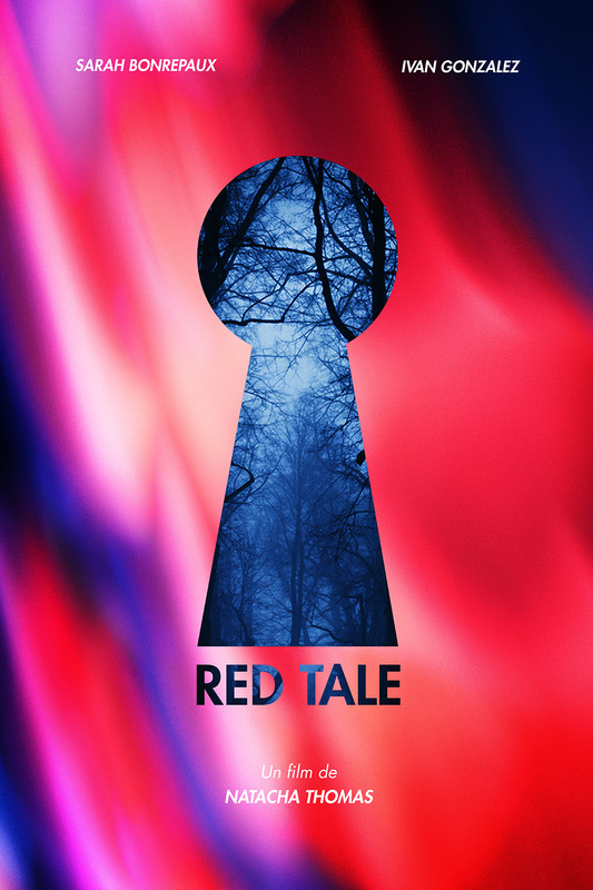 Red Tale Poster