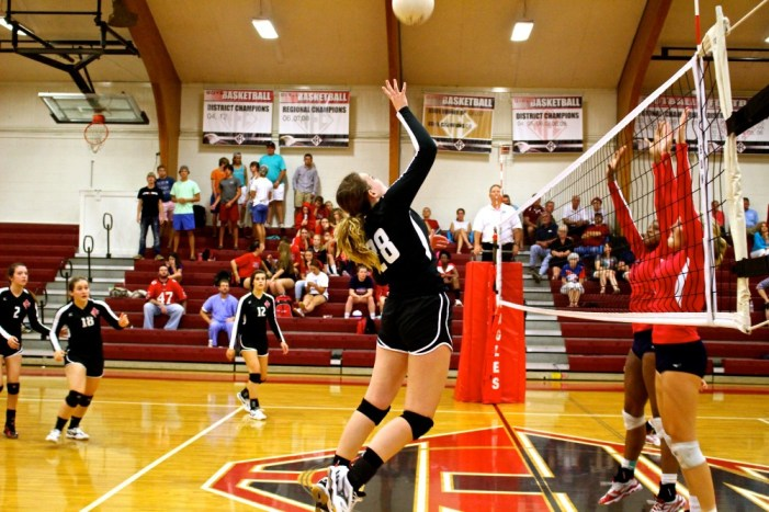 Eagles Volleyball Face Tough Loss After Strong Weekend
