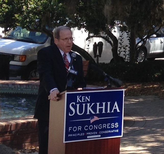 Ken Sukhia Announces Run for the 2nd Congressional District
