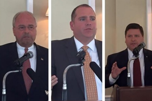 State Attorney Candidates Answer Questions at NEBA Forum