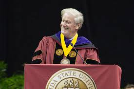 FSU President Thrasher Addresses Controversial Issues