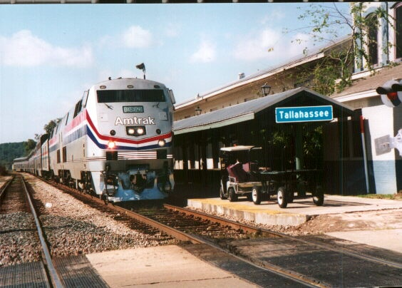 Leon County Approves $3.4 Million in Renovations for Historic Amtrak Building