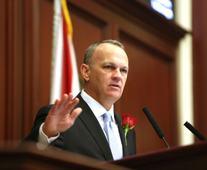 "Speaker Corcoran tells local officials to ""put your big boy pants on"""