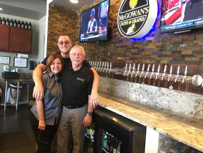 "McGowan's Brings ""Cheers"" to Bradfordville"