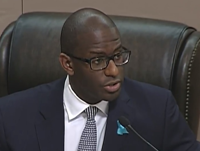 "Nine Law Enforcement Officials, Including Three Captains,""Responded"" to Gillum Incident"