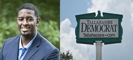 Mayors Office Bought $3,750 in Tallahassee Democrat Advertising Ten Days Prior to Cropped Picture Article