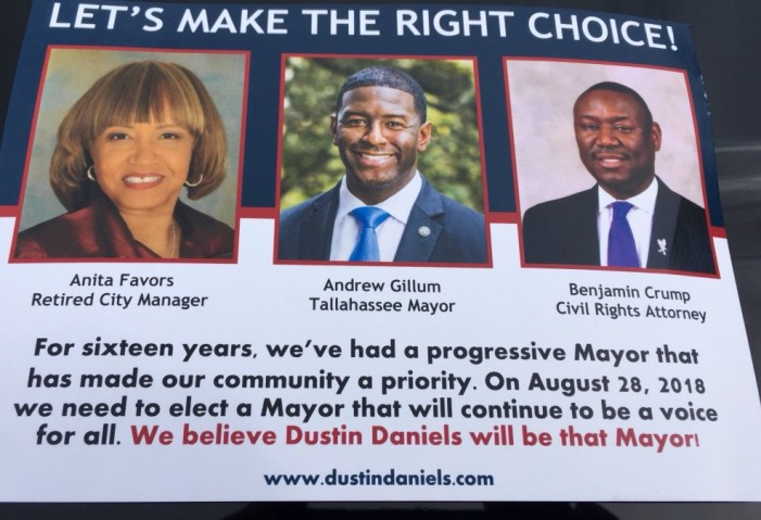 Mayoral Candidate Dustin Daniels Gets Backing from Prominent African-American Leaders