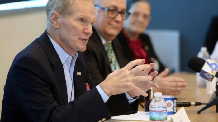 Senator Bill Nelson Moves Away From Andrew Gillum Policy Positions
