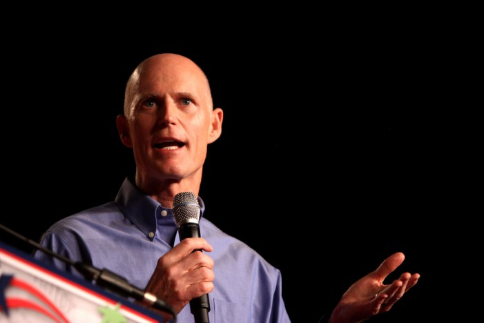 Governor Scott to Step Aside from Canvassing Board
