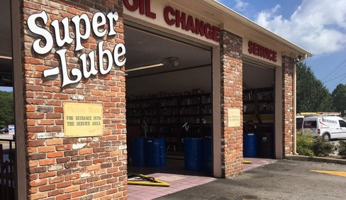 Tallahassee's Super-Lube Sells to Take 5 Oil Change
