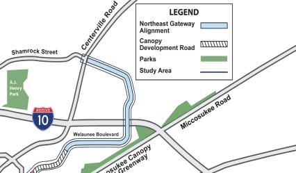 Northeast Gateway Meeting Scheduled