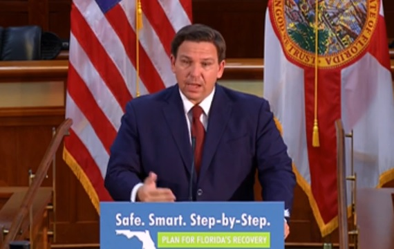 "DeSantis Cites ""Insubordination"" for Firing"