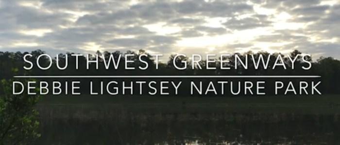 Blueprint Asks for Public Input on Debbie Lightsey Nature Park
