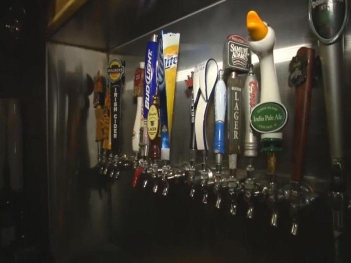 Drinking in Bars, Breweries Returns Monday