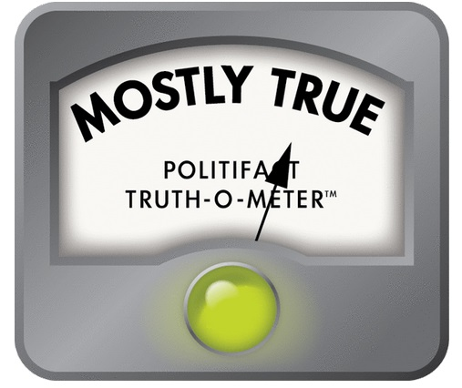 PolitiFact Verifies COVID-19 is a Lower Risk Than Flu for School-Aged Kids