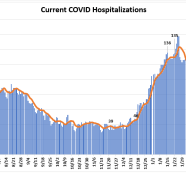 Weekly Report Ending Feb. 21st: Leon COVID Cases & Hospitalizations Down, Positivity Rate Below 5%