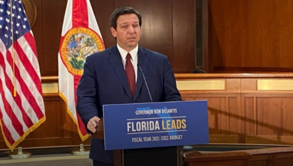 Governor DeSantis Trails Florida Cabinet Members in Net Worth
