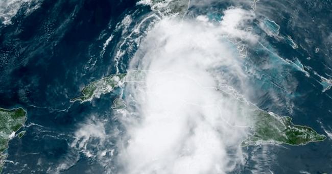 Tropical Storm Elsa Heading to Florida