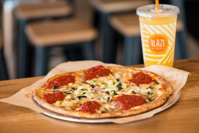 Tallahassee Blaze Pizza Coupon