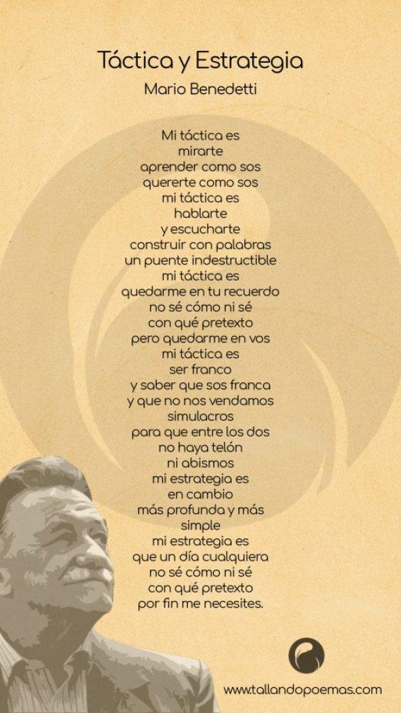 Descarga Mario Benedetti Poemas Pdf Poemas De Amor Para