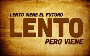 Imagen destacada Poema Lento pero viene Mario Benedetti