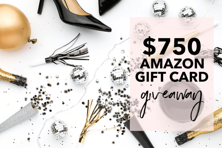 Loft Sale + $750 Amazon Gift Card Giveaway