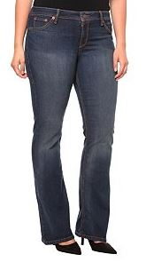 "tall plus size jeans 36"" inseam"