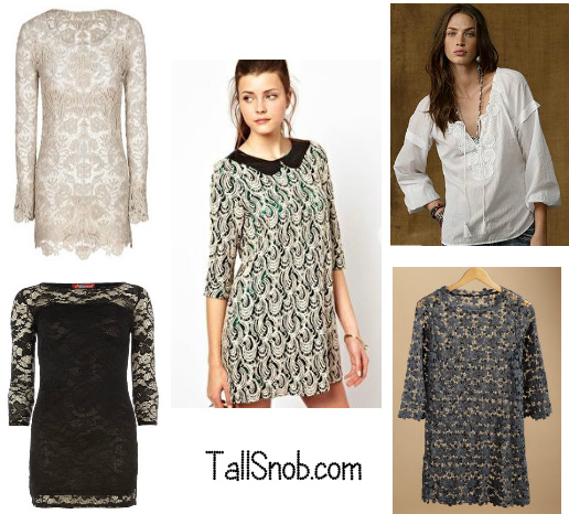 Longer Length Tunics