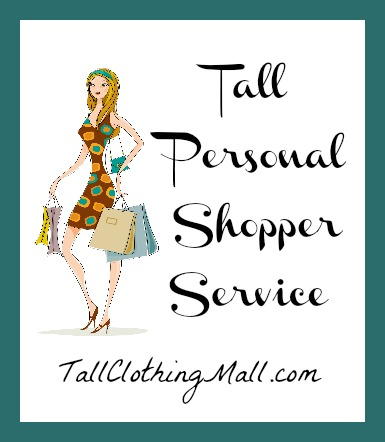 Tall Personal Shopper