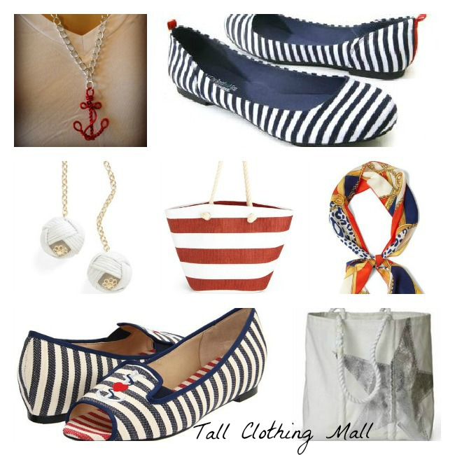women's nautical accessories