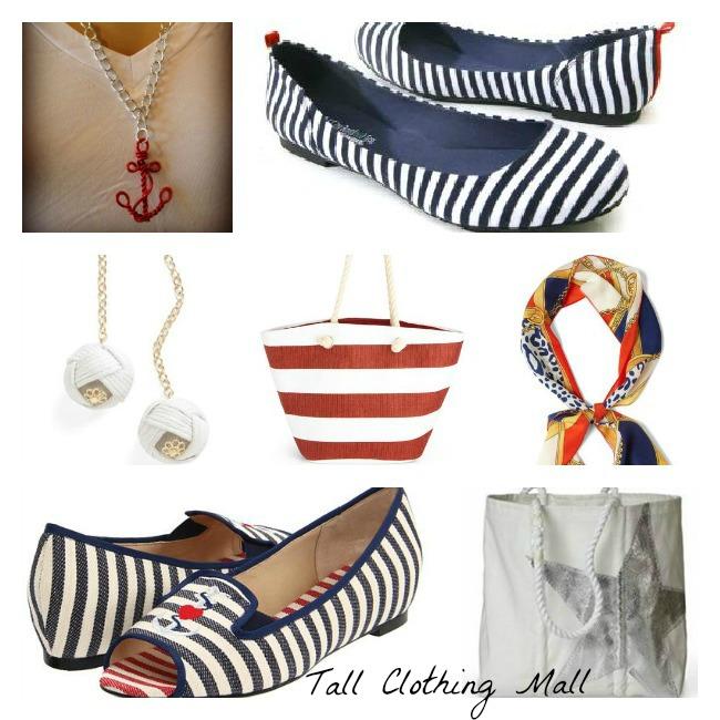 women's nautical accessories