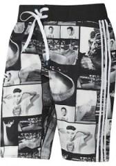 adidas long board shorts