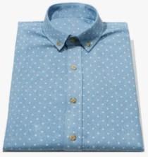 tall dotted shirt