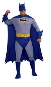 batman big and tall costume