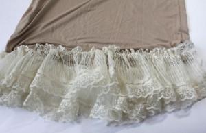 diy skirt extenders for tall women
