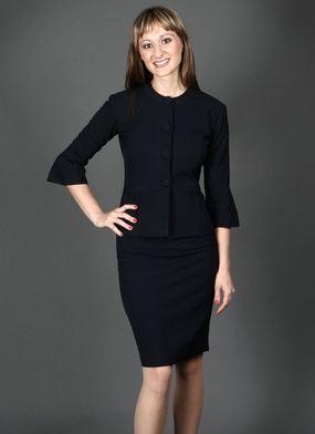 april marin women's custom made suits