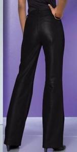 tall leather jeasn