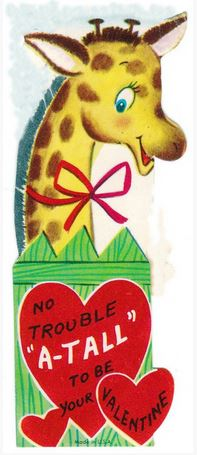 no trouble at all to be your valentine