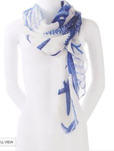 seascape scarf on sale
