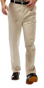 mens extra long khakis