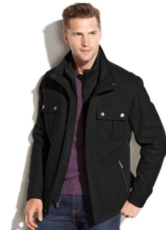 big and tall hipster coat