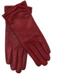 red gloves for tall women