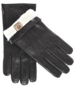 fur lined gloves for tall men