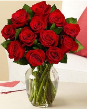order valentine's day roses early