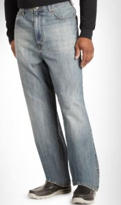 big and tall loose fit jeans